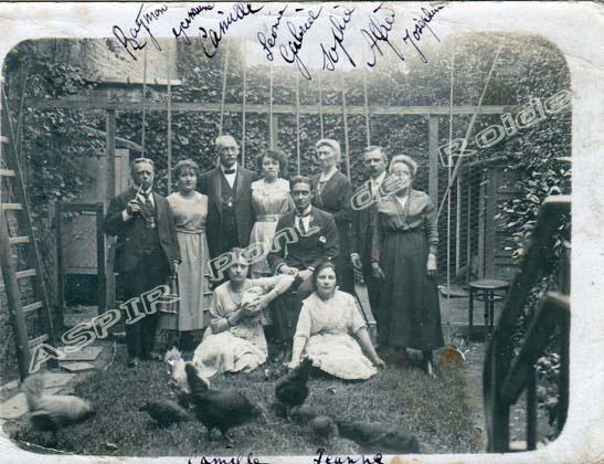 Divers 07 Famille-Galher-à-Pont-de-Roide