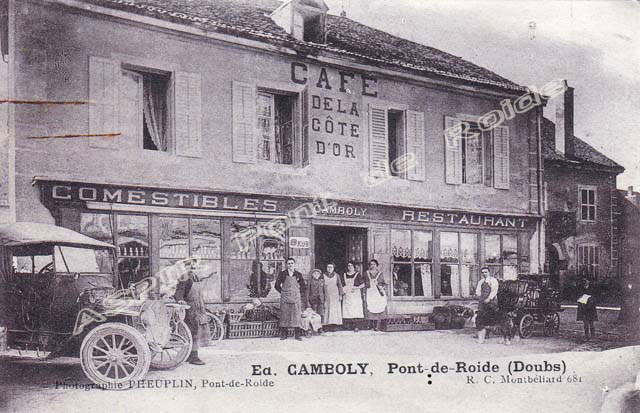 Route-Besançon-magasin-Camboly