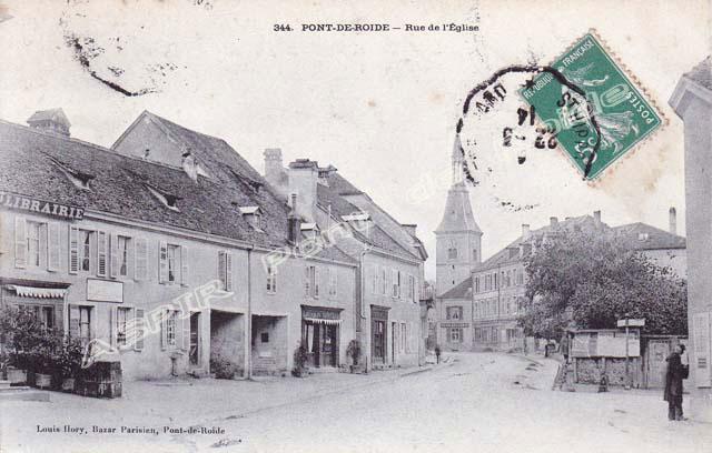 Route-Besançon-vue-depuis-place-14