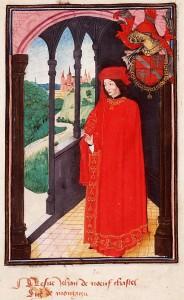 Jean I de Neufchâtel (Bibl. Royale des Pays-Bas)
