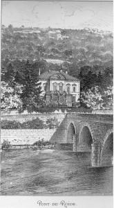 Mairie pont dessin Jackson