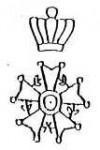 Plaquette des Marques des Objets Industriels de Pont de Roide y